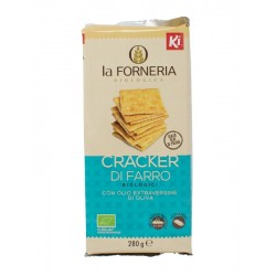 Crackers de espelta con...