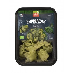 Panzerotto de espinacas &...