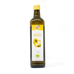Aceite de semillas de girasol