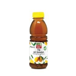 Té al limón en botella