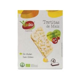 Tortitas de maíz con sal...