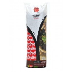 Noodles de arroz negro sin...