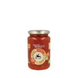 Salsa de tomate con albahaca