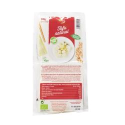 Tofu natural sin gluten BIO