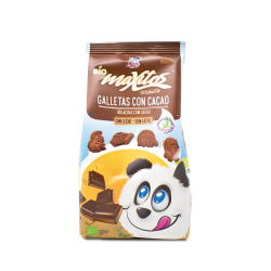 Galletas Maxitos con cacao