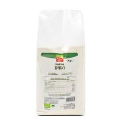 Harina blanca de trigo