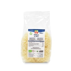 Fusilli de arroz Bio-Free
