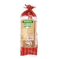 Pan de molde de trigo integral