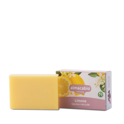 Jabón en pastilla limón