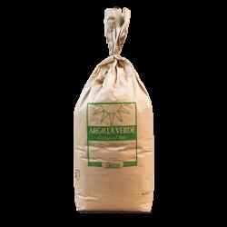 Arcilla verde fina saco 25 kg