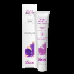Crema de violeta