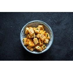Tofu estilo thai