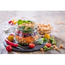 Bote de ensalada de quinoa...