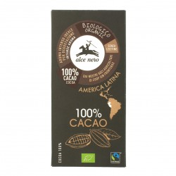 Tableta de chocolate 100%...