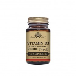 Vitamina D3 2200 UI (55 µg)...