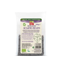 Sésamo negro 100% compostable