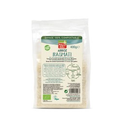 Arroz basmati 100% compostable