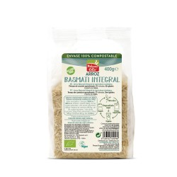 Arroz basmati integral 100%...
