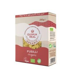 Fusilli de arroz y quinoa...