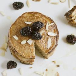 Pancakes caseros sin histamina