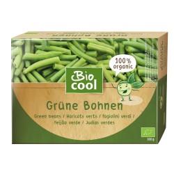 Judías verdes congeladas BIO