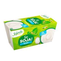 Yogur de soja natural 2x100g