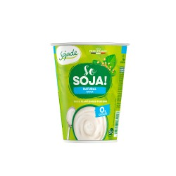 Yogur de soja natural 400g