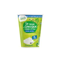 Yogur de soja natural...