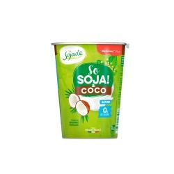 Yogur de soja natural sabor...