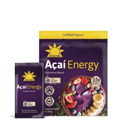 Pulpa de açaí energy...