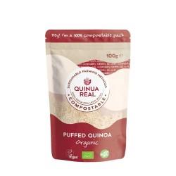 Quinoa real hinchada...