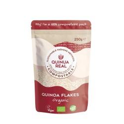 Copos de quinoa real bio...