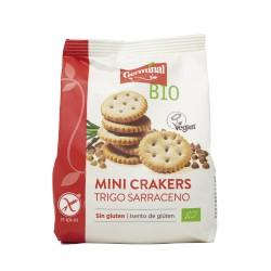 Mini crackers sin gluten de...
