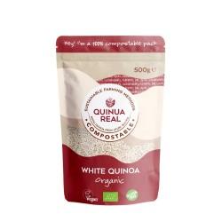 Grano blanco de quinoa real...