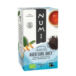 Té negro Aged Earl Grey™ BIO