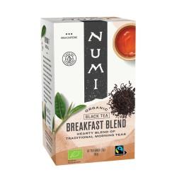 Té negro English Breakfast BIO