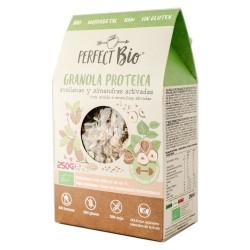 Granola proteica avellanas...