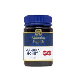 Miel de Manuka 500g (MGO 400+)