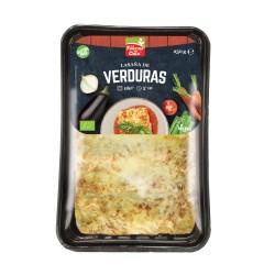 Lasaña de verduras vegan &...