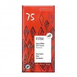Chocolate Negro Panamá 75%...