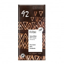 Chocolate Negro 92% Panamá...