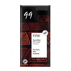 Chocolate Negro 99% Panamá...