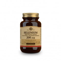 Selenio  200 µg (sin...