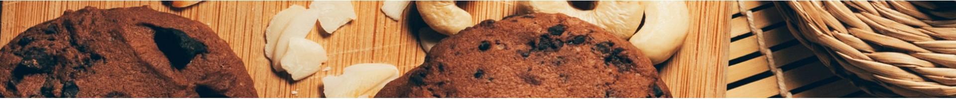 Galletas de Espelta, Galletas de Espelta y Chocolate | La Finestra