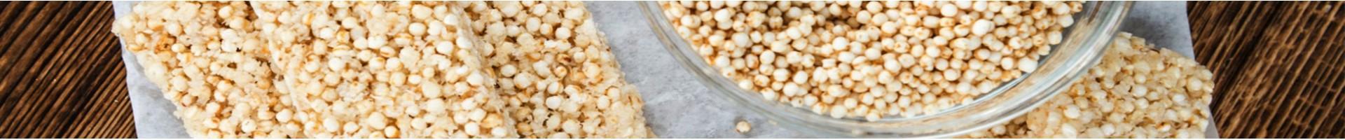 Barritas de Cereales Ecológicas Sin Gluten | Compra Online | Finestra