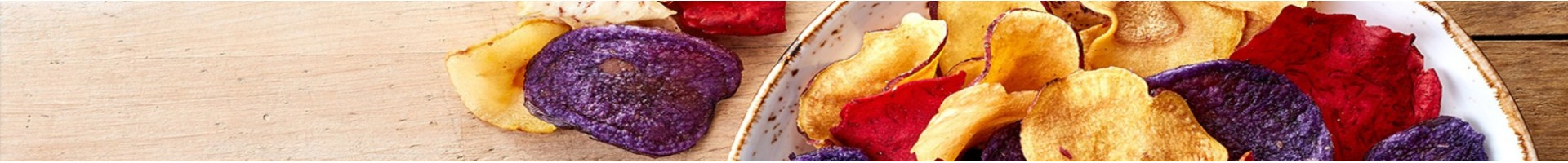 Chips de Boniato, Maíz para Palomitas y más | La Finestra