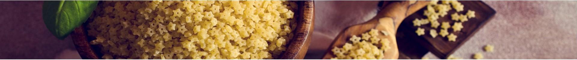 Pasta de Espelta: Macarrones de Espelta y más  | La Finestra