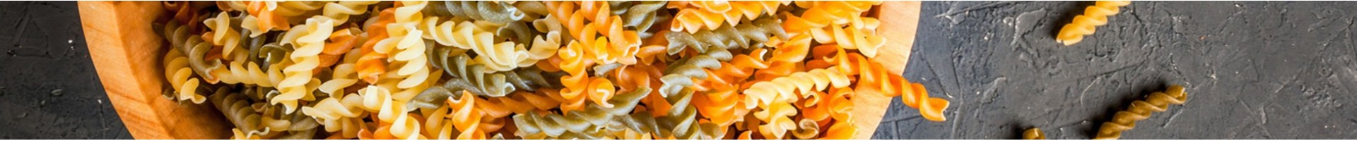 Pasta Tricolor: Pasta de Colores y mucho más | La Finestra