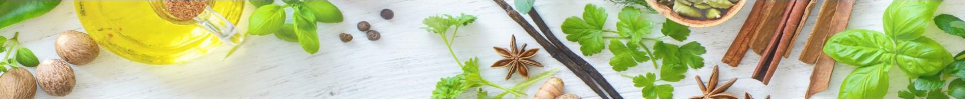 Aceites, Salsas y Condimentos: Jengibre, Cúrcuma | La Finestra