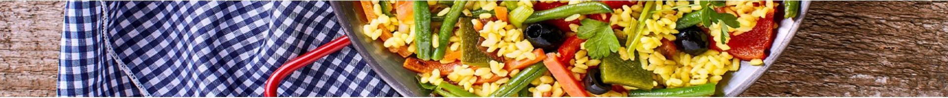 Comida Preparada: Pizza Vegana, Kebab Vegano | La Finestra
